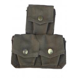 Pochette tissu toile coton
