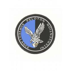 Ecusson Gendarmerie PSIG plastifié