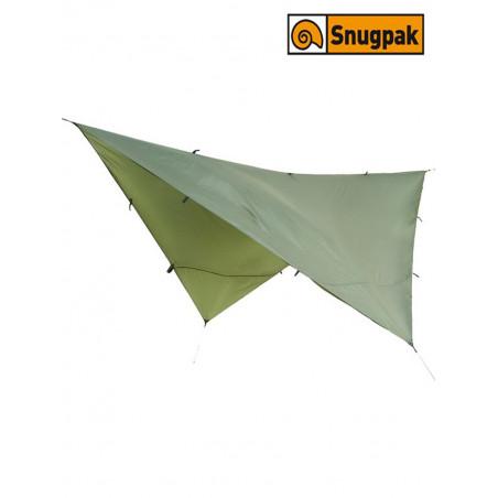 Bache Tarp Terrain Imperméable Snugpak VA 3x3m
