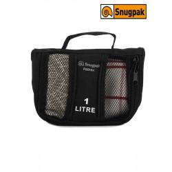 Sacoche Rangement Pakbox Snugpak 1L Noir