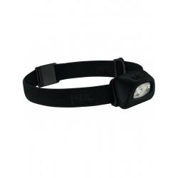 Lampe frontale Petzl Tactikka+ Noire 250 Lumens