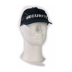 Casquette SECURITE Brodé