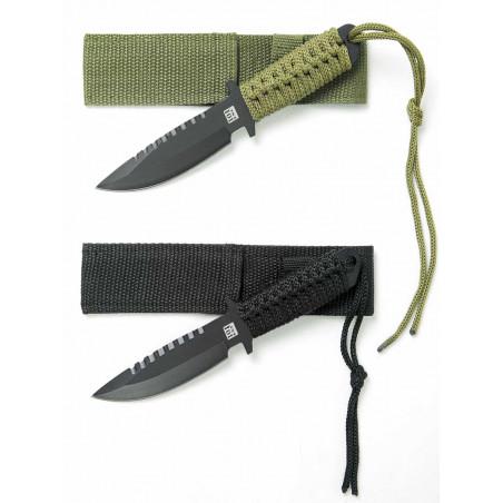 Couteau De Combat Recon Vert