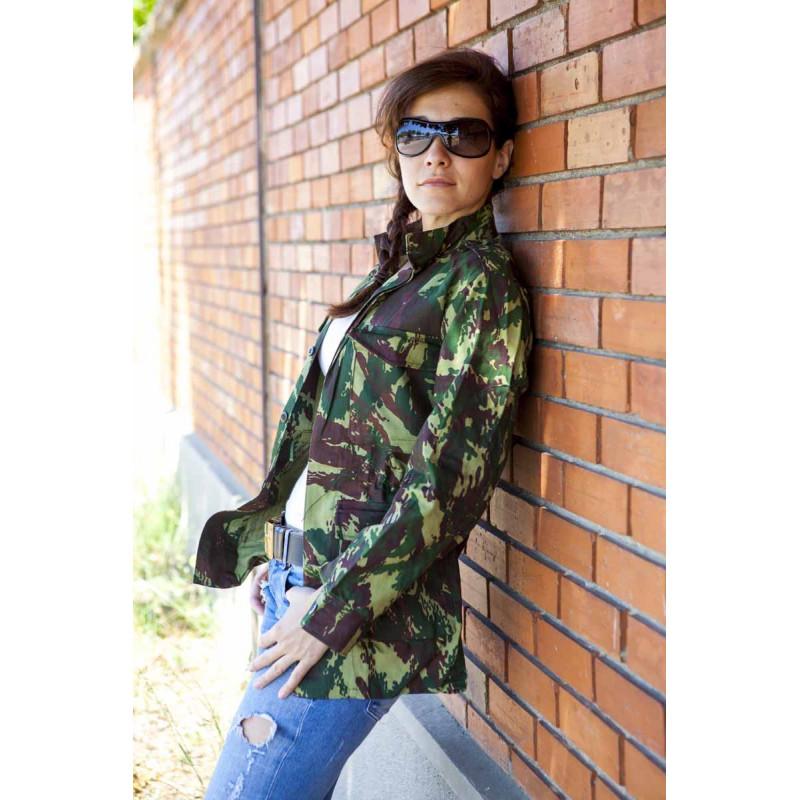 Femme Camouflage Veste Veste Femme Camouflage Lezard Veste Lezard qSVpGzMU