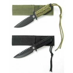 Couteau De Combat Recon Noir