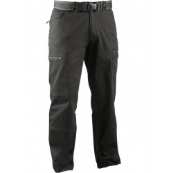 Pantalon swat intervention Antistatique Noir Mat Toe Pro