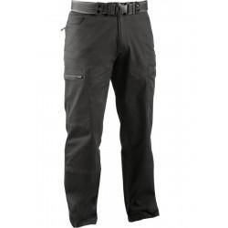 Pantalon swat intervention Antistatique Noir Mat Toe Pro