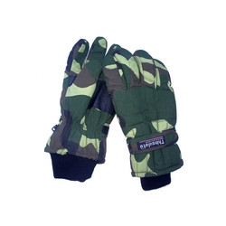 Gants Froid hiver Thinsulate camo