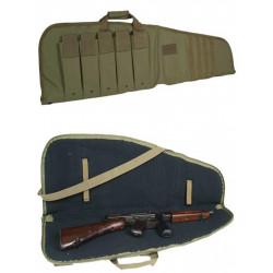 Housse Pour Fusil Rifle case Oliv - 140 cm