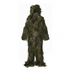 Tenue Sniper Ghillie 4 Pcs