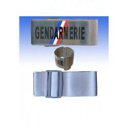 Brassard Gendarmerie Reflechissant
