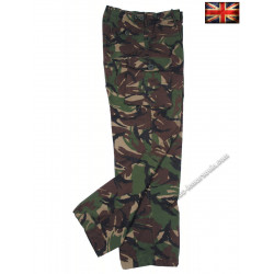 "Pantalon DPM \""Léger\"" Armée Anglaise. Occas."