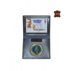 Porte Carte Gendarmerie Mobile