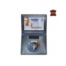 Porte Carte Gendarmerie OPJ