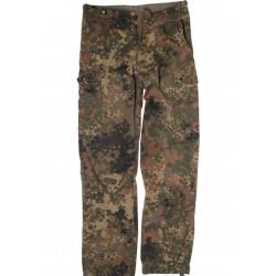 Pantalon treillis militaire allemand camouflage Flecktarn - Occ