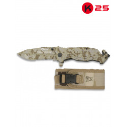 Couteau De Poche K25 Digital Desert 19940-A