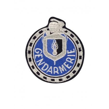 Ecusson Gendarmerie Unité Motorisé brodé