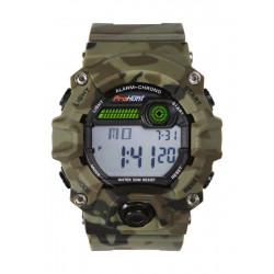 Montre militaire camouflage pro hunt
