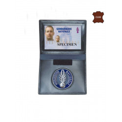 Porte Carte Gendarmerie