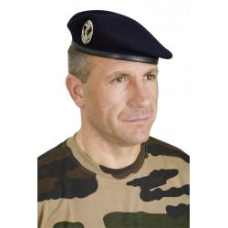 Béret Commando Militaire Bleu Marine