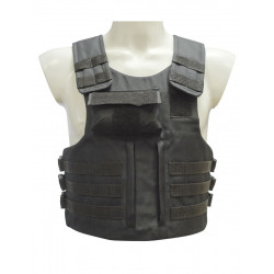 Housse gilet pare balles Intervention Tactique