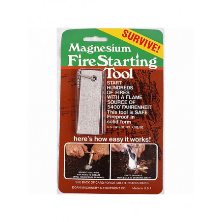 Pierre a Feu Magnesium Original US