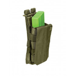 Porte chargeur HK416 / Famas simple bungee 5.11 - Vert OD