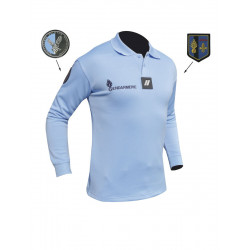 Polo Gendarmerie ML - Homme