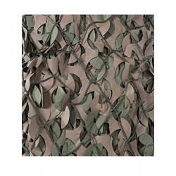 Filet de Camouflage Vert / Marron 6X3m