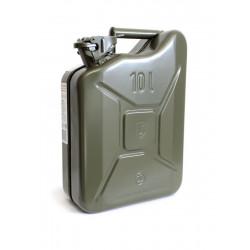 Jerrican militaire vert Otan 10L Neuf