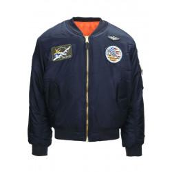 Blouson Bomber MA1 USAF Flight Jacket