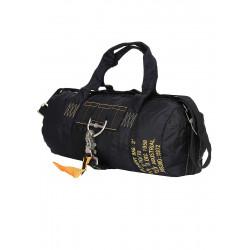 Petit Sac Pilote Parachute bag 2 Noir