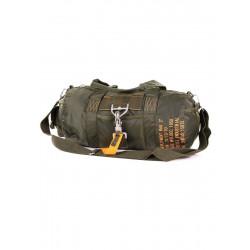 Petit Sac Pilote Parachute bag 2 Vert Armée