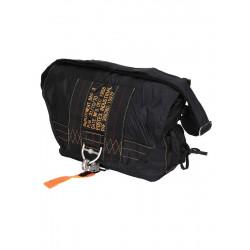 Sacoche Musette Parachute bag 3 Noir