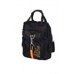 Sacoche Pochette Parachute bag 4 Noir