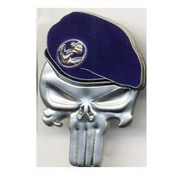 Insigne Punisher Beret Troupes de marine