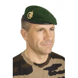 Béret commando vert légion étrangère