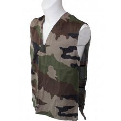 Chemise GAO Debardeur Camouflage ce