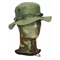 Cagoule Spando filet camouflage