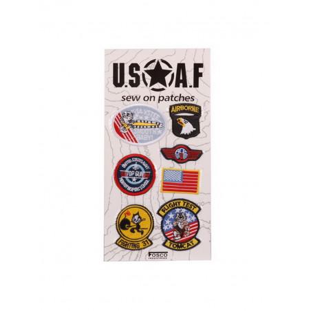 Patch Card USAF