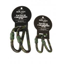 Mousqueton Karabiner 60mm