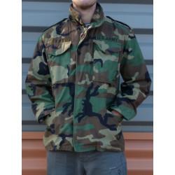 VESTE M65 ORIGINAL US Army camo. Occ