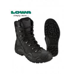 Chaussure Intervention Cuir LOWA Z8N GTX Noire