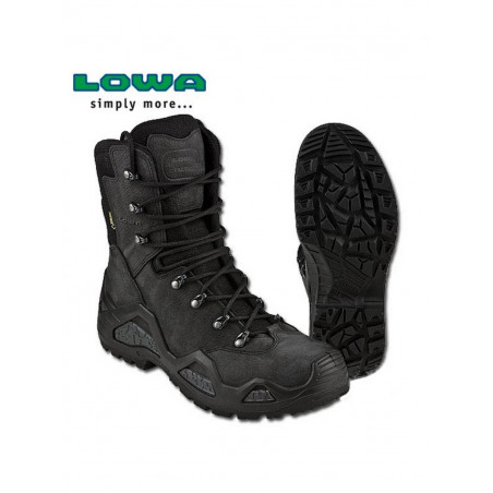 special sales high fashion shades of Chaussure Intervention Cuir LOWA Z8N GTX Noire