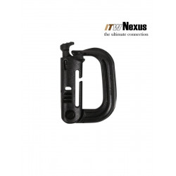 Mousqueton Grimloc Nexus ITW Noir