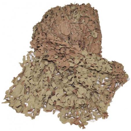 Grand filet beige pergola desert sable 7.5X7.5m