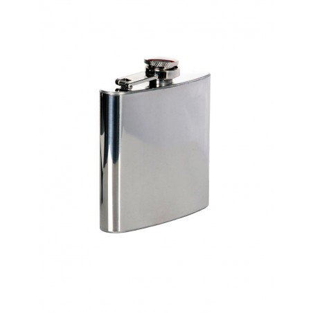 Flasque Acier Inoxydable 18cl